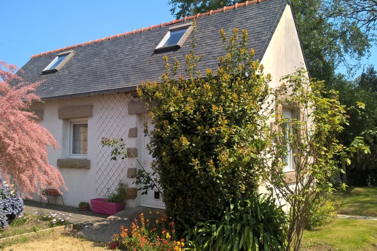 Location Trévou-Tréguignec, vue extérieure - Location de vacances - Trévou-Tréguignec