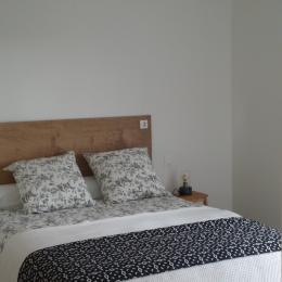 MELIKIAN, location, Paimpol, Chambre Ouest, lit 160x200 - Location de vacances - Paimpol
