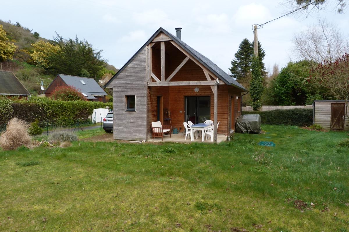 Le Chalet Martin - Location de vacances - Plérin