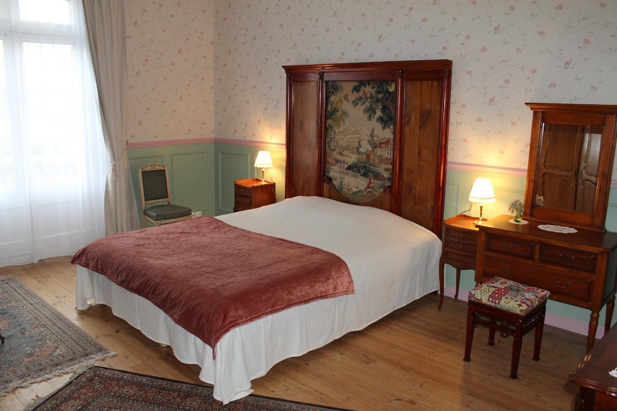 La chambre - Chambre d'hôtes - Paimpol