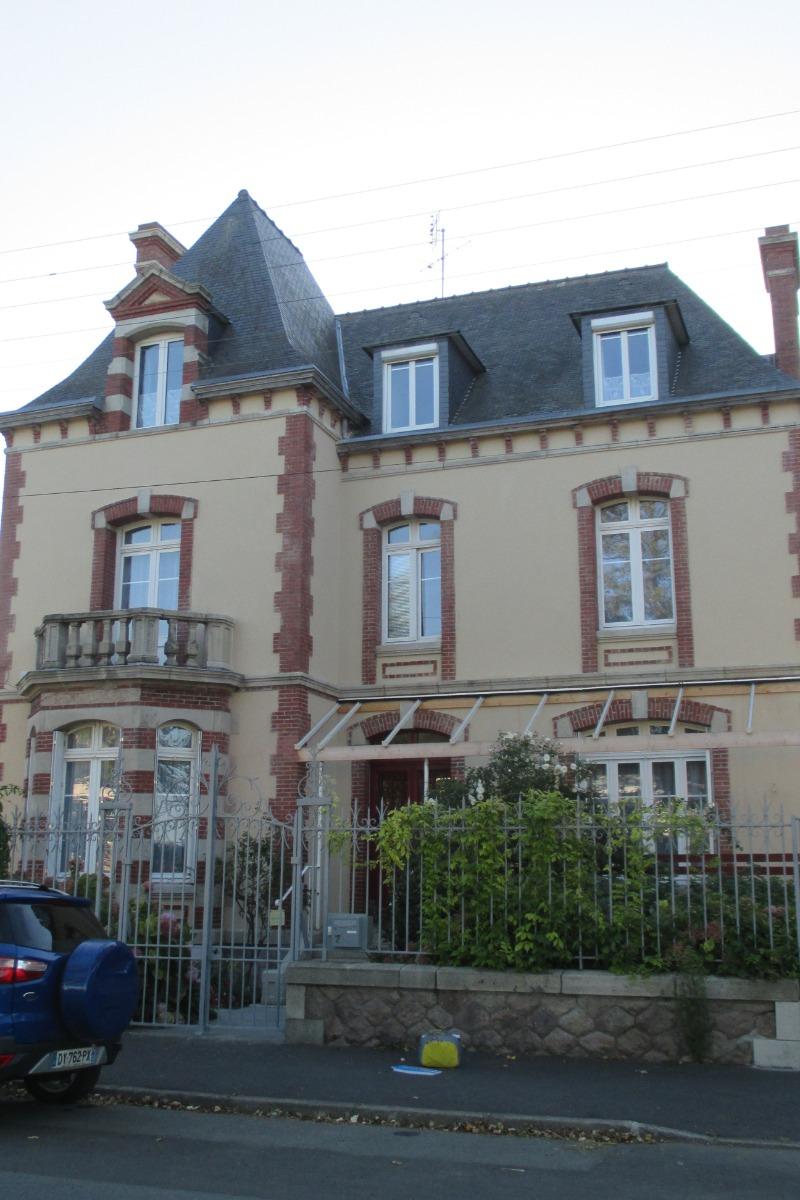 la Villa côté rue  - Chambre d'hôtes - Paimpol