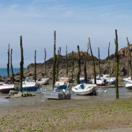 le Port de Gwin Zegal à 30 mn à pieds de la maison du Palus - Location de vacances - Plouha