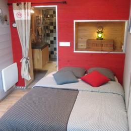 La chambre simple du RDC - Location de vacances - Brusvily