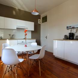 MAX Stéphane, gîte armateur, Paimpol, chambre avec 2 lits simples - Location de vacances - Paimpol