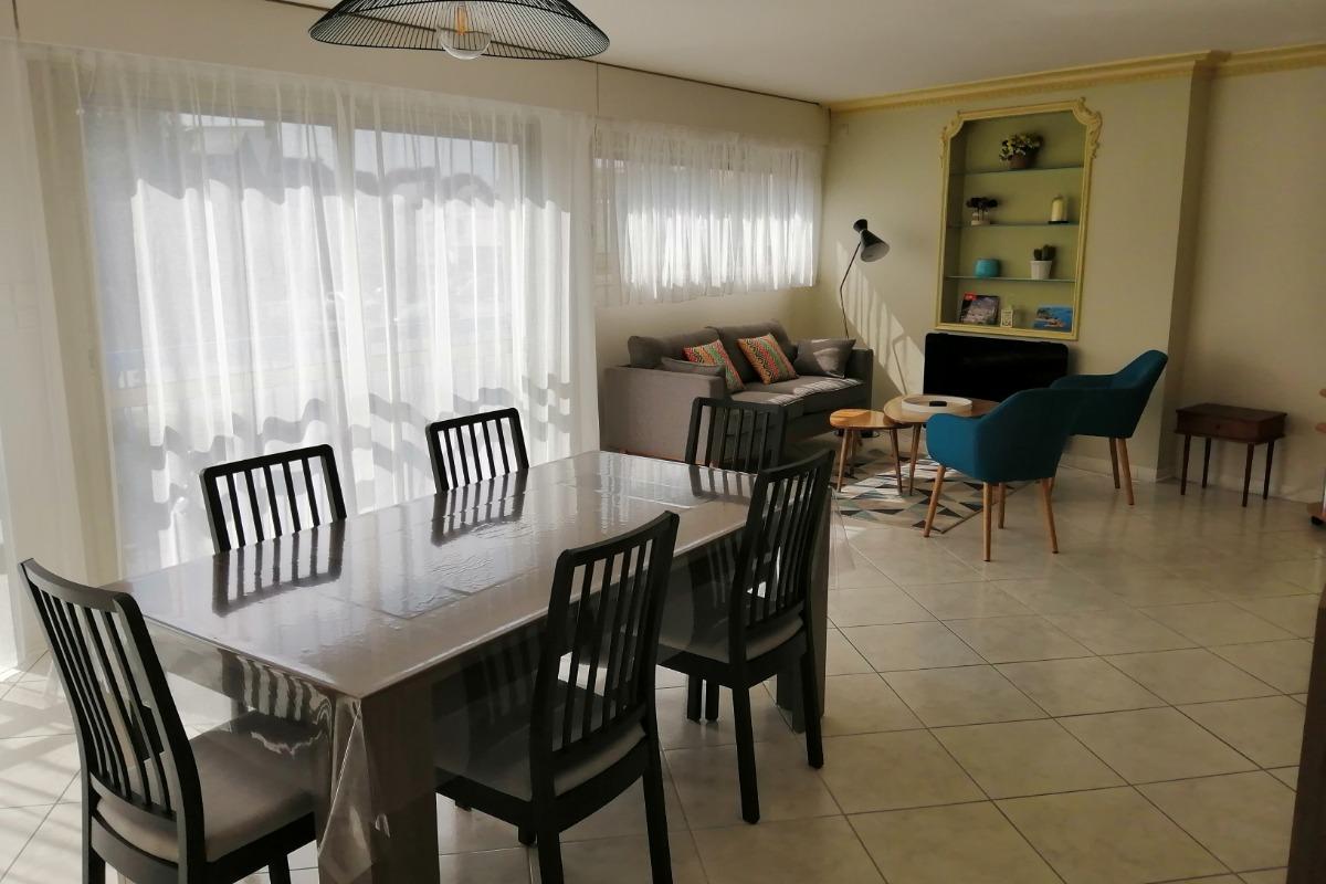 Appartement Paimpol - vu côté Salle, Sallon - Location de vacances - Paimpol
