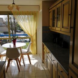 Appartement Paimpol - Cuisine - Location de vacances - Paimpol