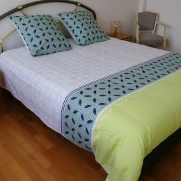 Appartement Paimpol - Ch 1 avec lit de 160 - Location de vacances - Paimpol