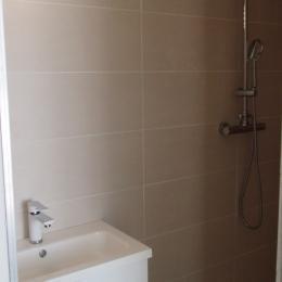 SDE-WC privative chambre RDC, Poésies des étoiles, Ploubazlanec, Côtes d'Armor, Bretagne - Location de vacances - Ploubazlanec
