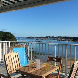 Pour une détente sur la terrasse - Location de vacances - Trégastel