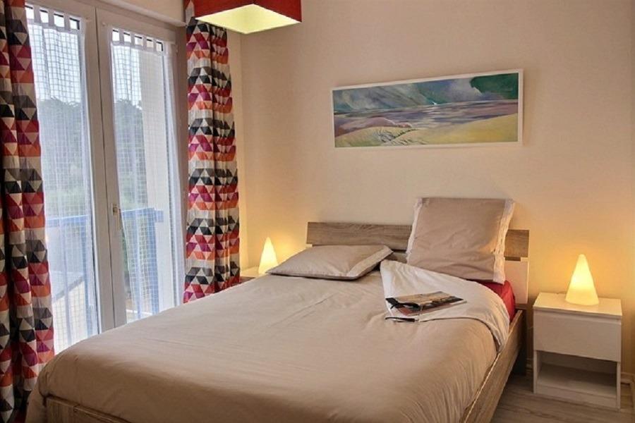 Votre chambre quand vous arrivez - Location de vacances - Trégastel