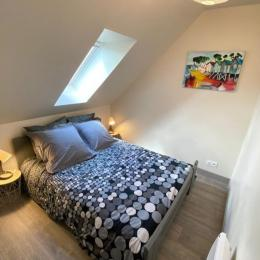 chambre de 6 m2 avec lit de 140x190 - Location de vacances - Bourbriac