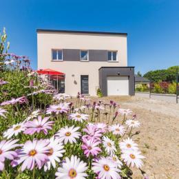 terrasse sud - Location de vacances - Louannec