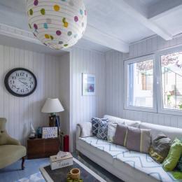 MaisonSaintQuay séjour cosy - Location de vacances - Saint-Quay-Portrieux