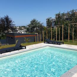 Piscine - Location de vacances - Binic-Étables-sur-Mer