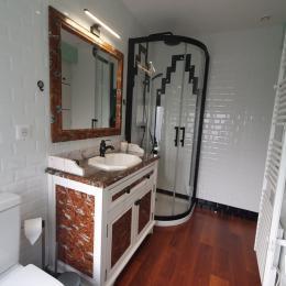 Clévacances, Isabelle Riard, le jardin - Chambre d'hôtes - Plouha