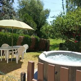 Ancienne fermette rénovée en pleine campagne en Creuse Limousin - Location de vacances - Chéniers