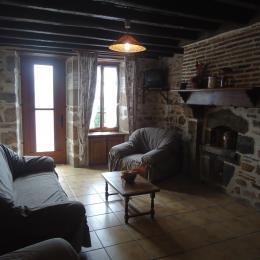 Location de vacances maison de pays au nord de la Creuse, limite du Berry - Location de vacances - Nouziers