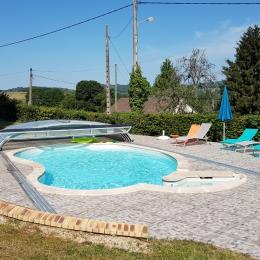 - Location de vacances - Bussière-Dunoise