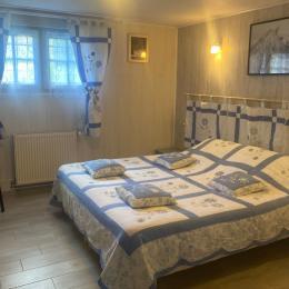 Chambre d'hôtes Floromel  - Chambre Romain dans le Limousin, à la campagne proche La Souterraine en Creuse - Chambre d'hôtes - La Souterraine