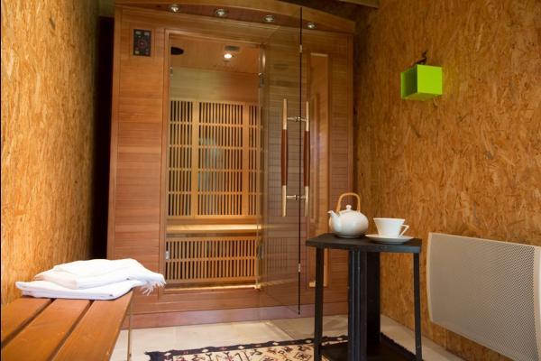 Maison d'hôtes ZEN, 4 pers, avec sauna, proche Guéret (Creuse) - Chambre d'hôtes - La Saunière