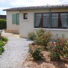 Location de vacances Maison indépendante à proximité d'Aubusson en Creuse - Location de vacances - Saint-Amand