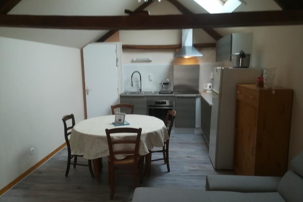Résidence Les Prés Longs - Appartement indépendant à Evaux les Bains en Creuse - Location de vacances - Évaux-les-Bains