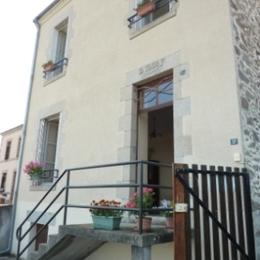 Location de vacances Maison avec jardin et vue imprenable sur la campagne à 10 min de La Souterraine en Creuse - Location de vacances - Saint-Pierre-de-Fursac