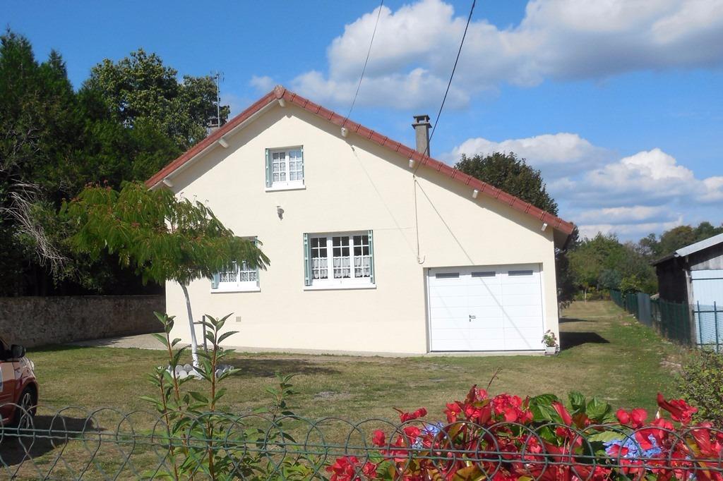 Location de vacances idéale pour accueillir des enfants entre Guéret et Aubusson en Creuse - Location de vacances - Saint-Georges-la-Pouge