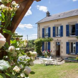 Location de vacances gîte Maison avec étang, idéale pour pêcheurs, proche d'Aubusson en Creuse - Location de vacances - Banize