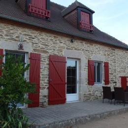 Séjour en gîte avec piscine, pour 12 personnes, avec piscine privée couverte en Creuse - Location de vacances - Boussac-Bourg