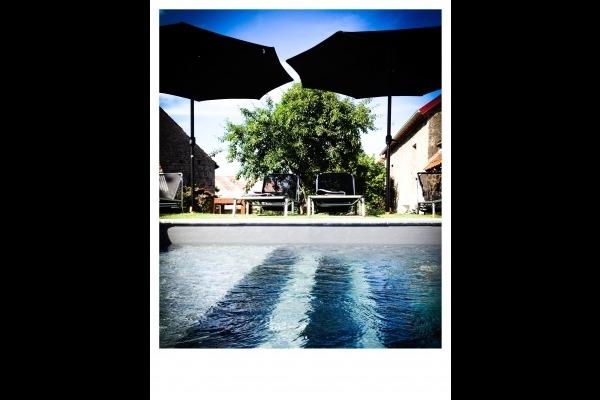 Gîte Nonpareil avec piscine pour 10 personnes, à Peyrat la Nonière en Creuse Piscine chauffée - Location de vacances - Peyrat-la-Nonière