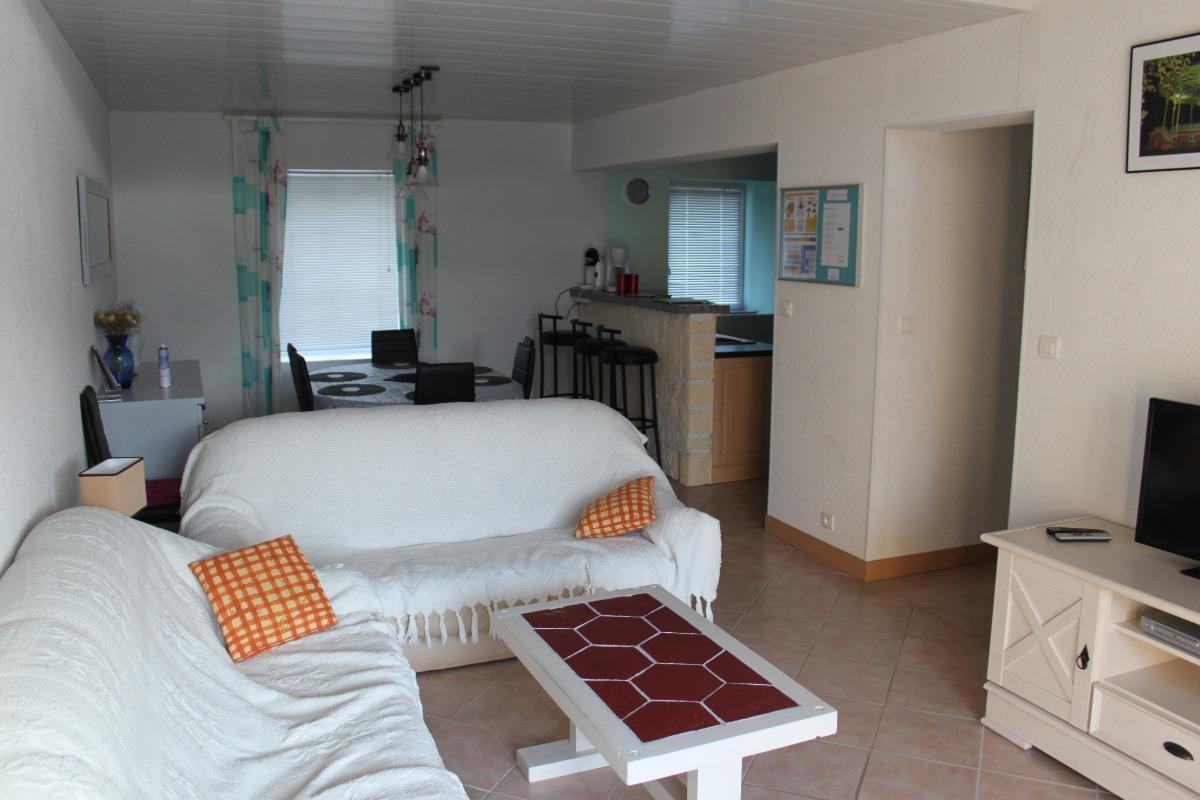 Location de vacances Gîte de Dol Maison indépendante 6 personnes, proche Evaux les Bains en Creuse - Location de vacances - Chambon-sur-Voueize