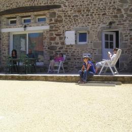 - Location de vacances - Chambon-sur-Voueize