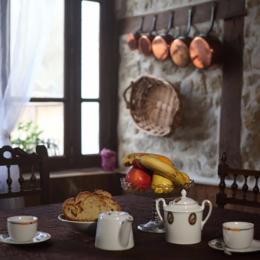 Café d'accueil - Chambre d'hôtes - Évaux-les-Bains