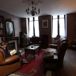 bibliothèque - Chambre d'hôtes - Évaux-les-Bains