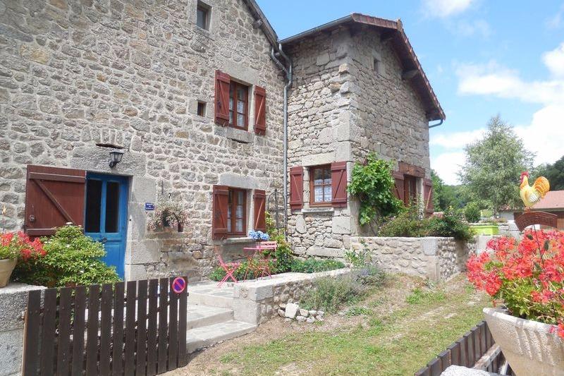 Location de vacances Gîte Au chant du coq dans maison authentique, 8 personnes près d'Aubusson en Creuse - Location de vacances - Néoux