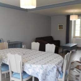 Location de vacances Maison rénovée à proximité de La Naute et d'Aubusson en Creuse - Location de vacances - Champagnat