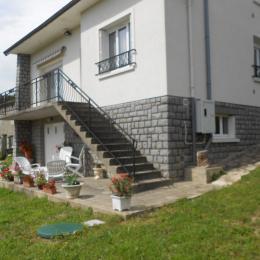 Maison indépendante - Location de vacances - La Villetelle