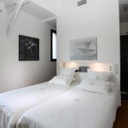 Chambre 2 - Location de vacances - Saint-Jean-d'Eyraud