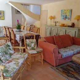 Salon. - Location de vacances - Sarlat-la-Canéda
