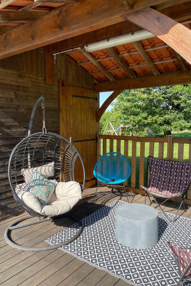 piscine chauffée et privée - Location de vacances - Valojoulx