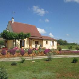 maison  de  plain  pied - Location de vacances - Saint-Vincent-le-Paluel