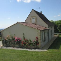 coté de la maison - Location de vacances - Saint-Vincent-le-Paluel