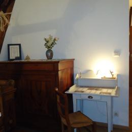 Petit bureau - Chambre d'hôtes - Nailhac