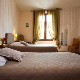 NOUGAT - 01 - Chambre d'hôtes - Brantôme