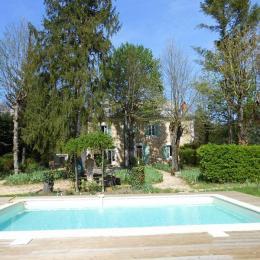 - Chambre d'hôtes - Lardin-Saint-Lazare(Le)