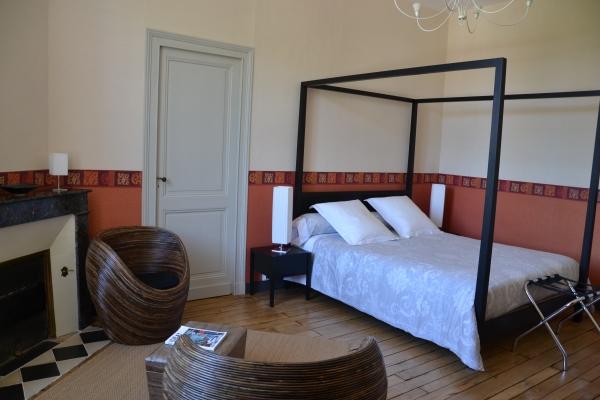 Suite parentale pour 2 adultes et 3 enfants - Chambre d'hôte - La Roche-Chalais