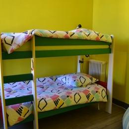 La chambre d'enfants - Chambre d'hôte - La Roche-Chalais