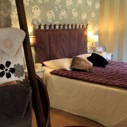 Bienvenue dans la chambre Les Rêves d'Angèle - Chambre d'hôtes - Terrasson