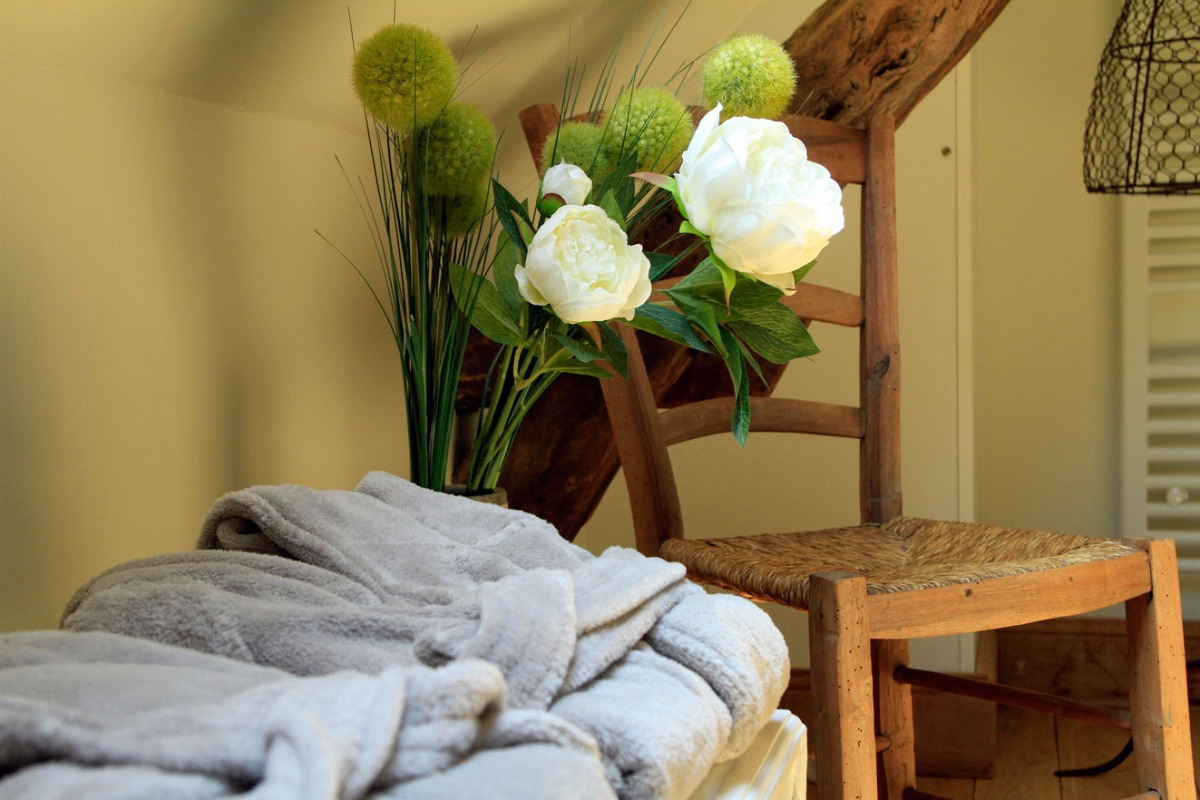 Sous le Tilleul de Noémie, un véritable nid douillet - Chambre d'hôtes - Terrasson